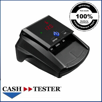 Verificador Billetes Cash Tester CT332SD